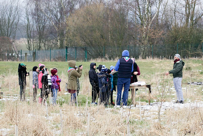 Olive Scouts - Canalside with Cubs