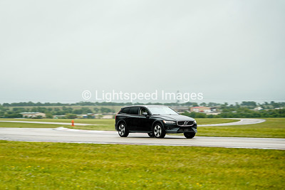 Black Volvo Wagon