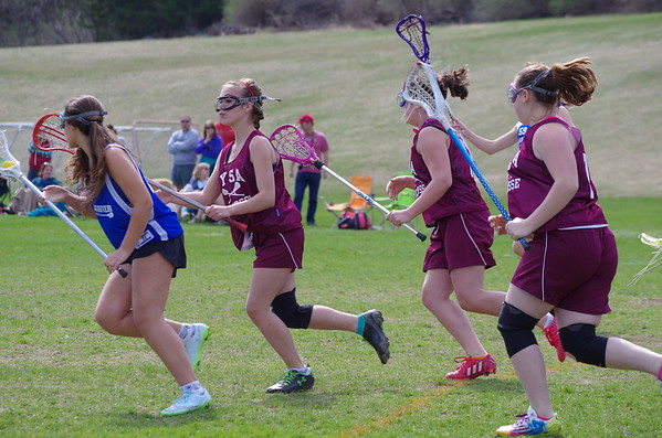 BYSA Girls U15 Lax 2015