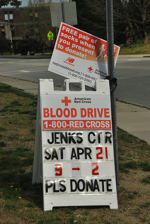 WPL Blood Drive April 21, 2012