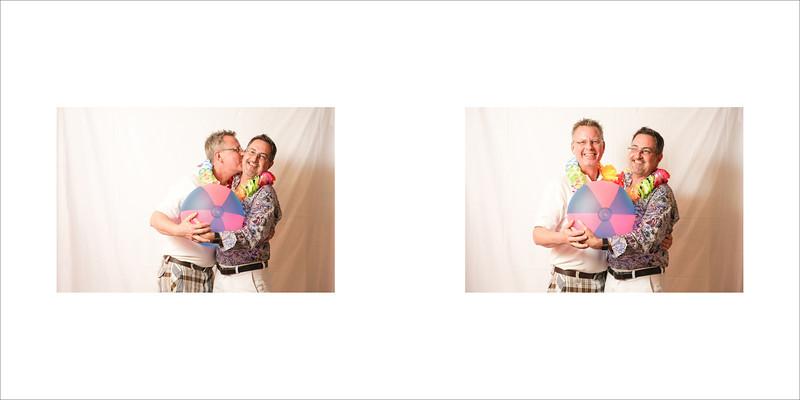 Melissa & Jason Goofybooth Album - May