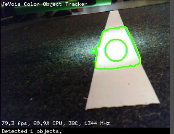 Jevois - Track White, Following light.JPG