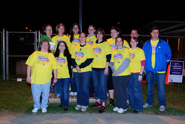 2012 Relay for Life Events