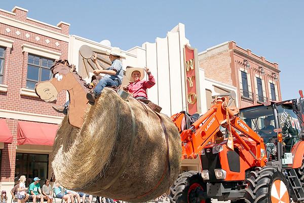 Sheridan WYO Rodeo Friday (7/12/19)