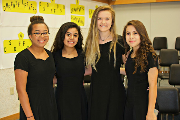 UIL Choir Competition 2017