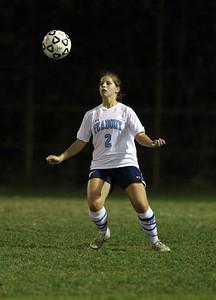 Peabody vs. Beverly Girls Soccer