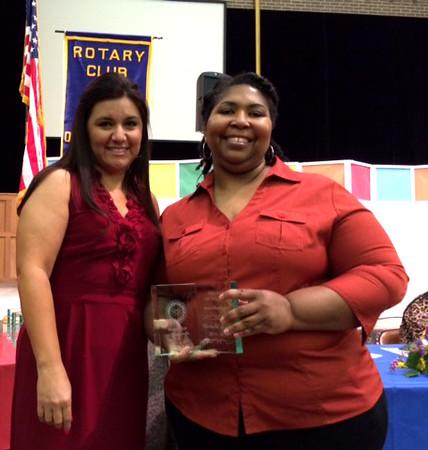 Rotary Teacher of the Year Dinner