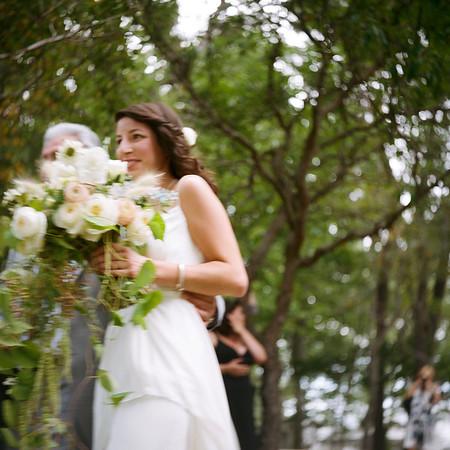 Lauren and Bob's Island Wedding