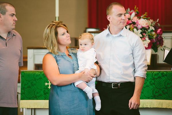 Owen's Baptism