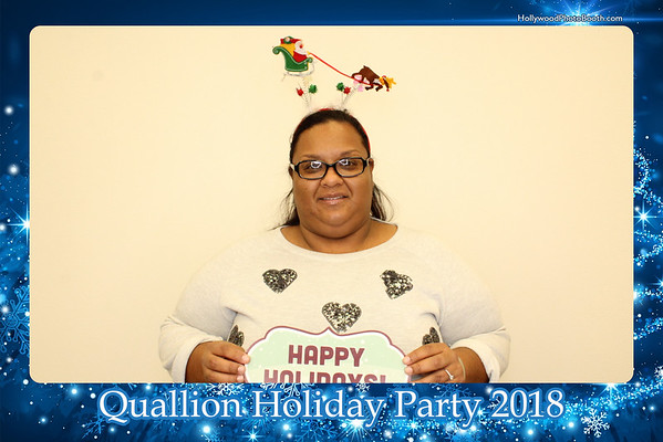 Quallion Holiday Party 2018