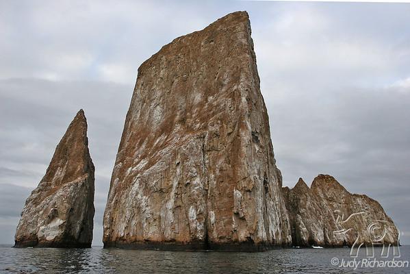 Kicker Rock~off San Cristobal Island