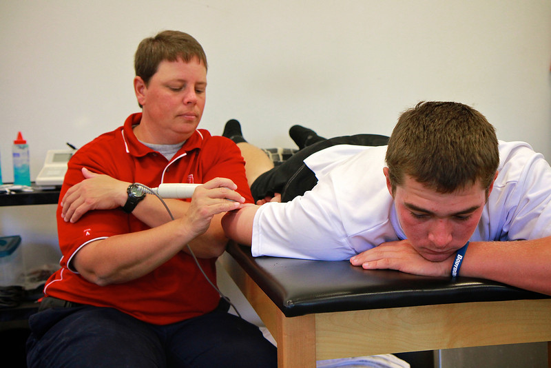 Athletic Training for Webb Magazine Fall 2012