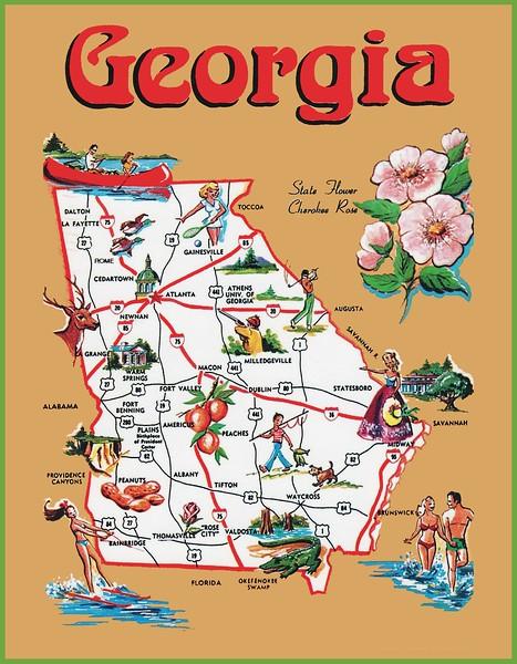 Georgia Photo Slideshows