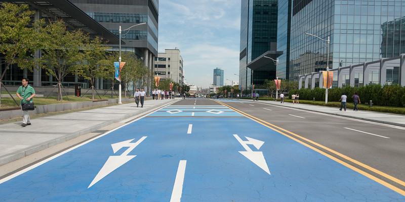 Suwon, Samsung Digital City, South Korea