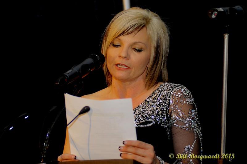 Marcie Hanson - ACMA Executive Director - ACMA Awards Show 2015