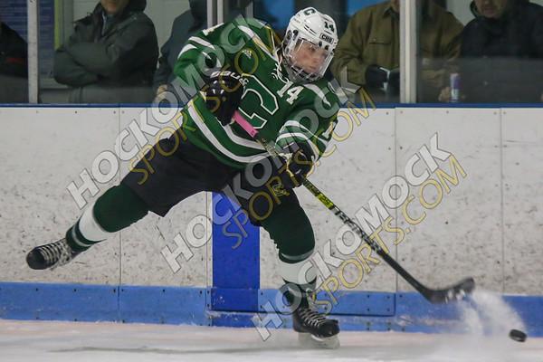 Canton-Oliver Ames Boys Hockey - 01-12-19