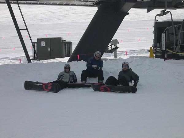 2003 Winter Park Ski Trip Boys Only