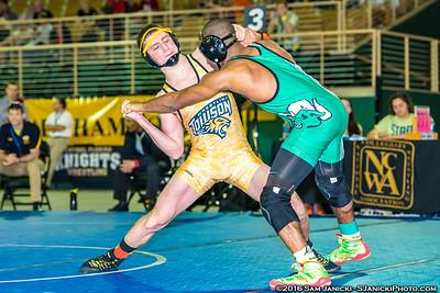 Round 7 - Consolation Quarters - 2016 NCWA National Championships