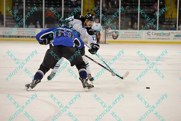 St. Charles Chill vs Wichita Thunder 11/02/13