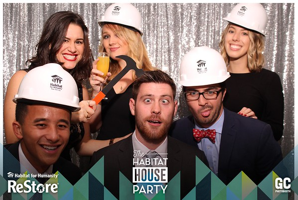 2018 1016 Habitat for Humanity House Party