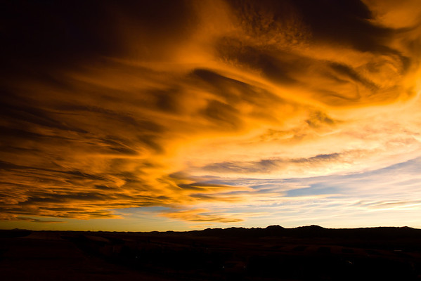 Epic Niwot Sunset (Nov '12)