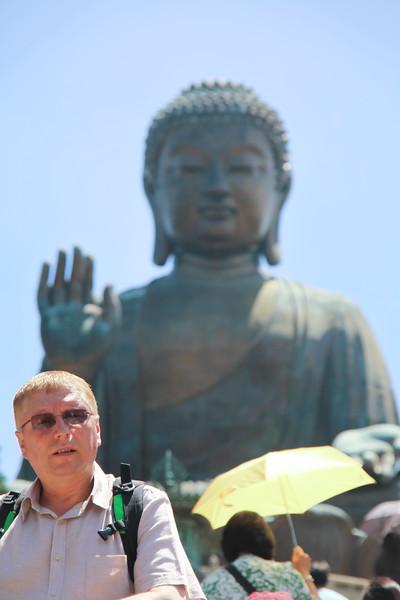 Lantau island - Big Buddha, Hong Kong
