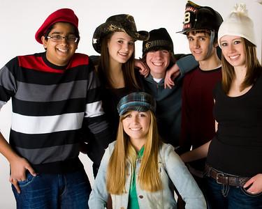 2011 Senior Models