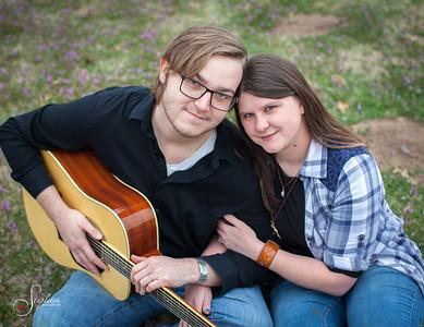 Vicki & Austin Engagements