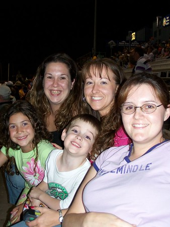 Cougars Game - July 13, 2005