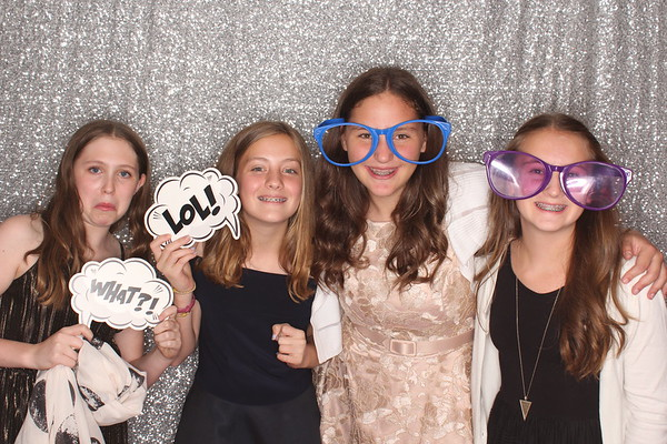 Asher's Bat Mitzvah Celebration 5.12.18
