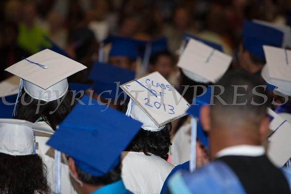 Poughkeepsie HS Graduation 2013