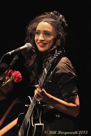 November 8, 2013 - Lindi Ortega at the Royal Alberta Museum theatre