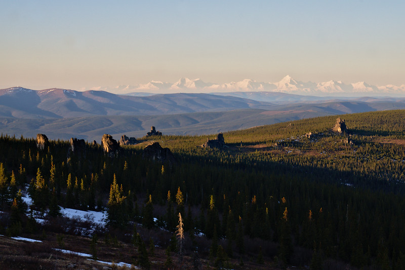 Tors and Alaska Range