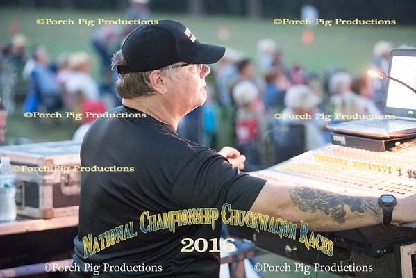 Entertainment and Bands 2016 National Championship Chuckwagon Races