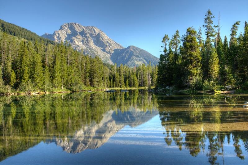 String Lake - GTNP - Wyoming