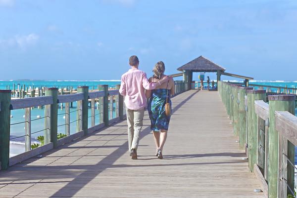 Geoff & Jillian's Engagement | Baha Mar Resort, Nassau, Bahamas