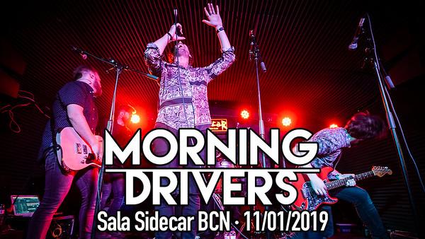 MORNING DRIVERS SIDECAR