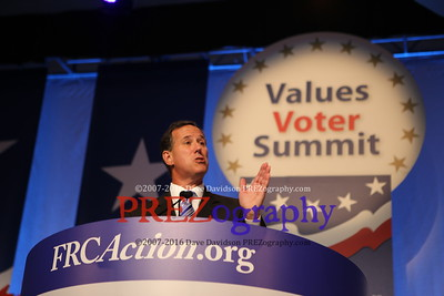 Rick Santorum 2014 Value Voters