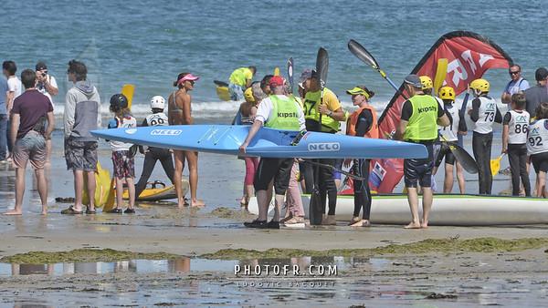 2017 Jun 25 - Championnat de Bretagne SURFSKI