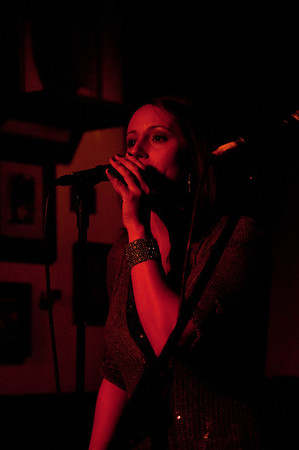 Emily Clark Band Oct. 2011