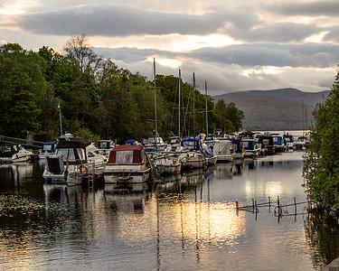 Loch Lomond 2021