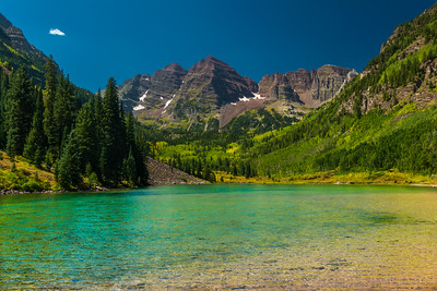 Maroon Bells Snowmass Wilderness: Colorado