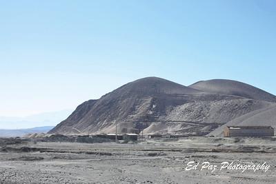 Camino A Potrerillo / LLanta / El Salvador