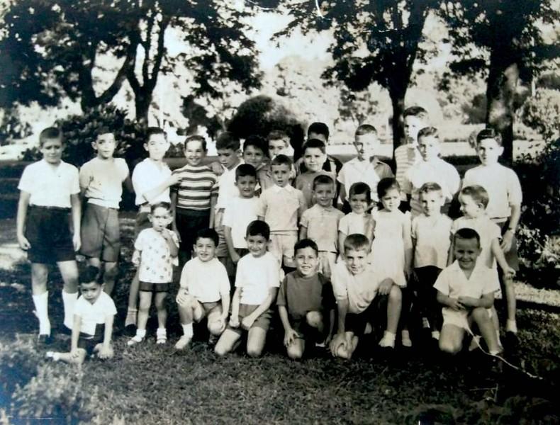 Dundo 1958 - Aniversario Hernani Madeira Rosa
