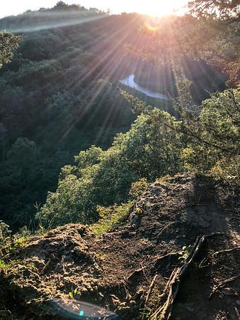 Whitewater Creek Canyon