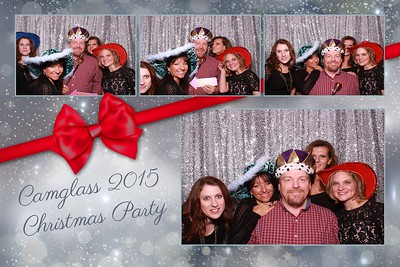 Camglass Holiday Party 2015