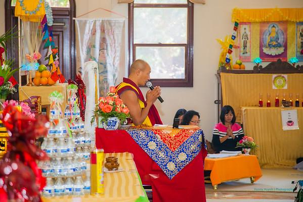 Tulku Neten Rinpoche