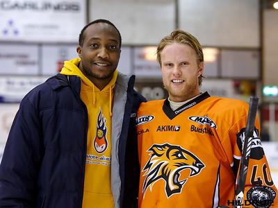 Lørenskog Ishockey @ Frisk Asker (121220)
