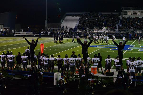GBN v HP Varsity Football Sept 25 2015