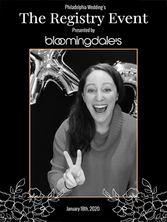 Bloomingdales Registry Event